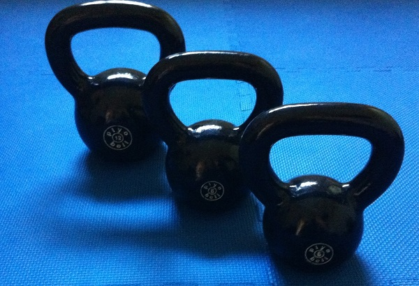 20 Minute Kettlebell Workout (with free download)