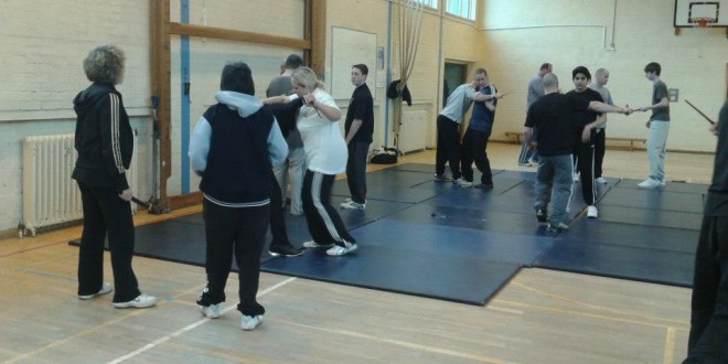 Realistic Self-Defence Seminar
